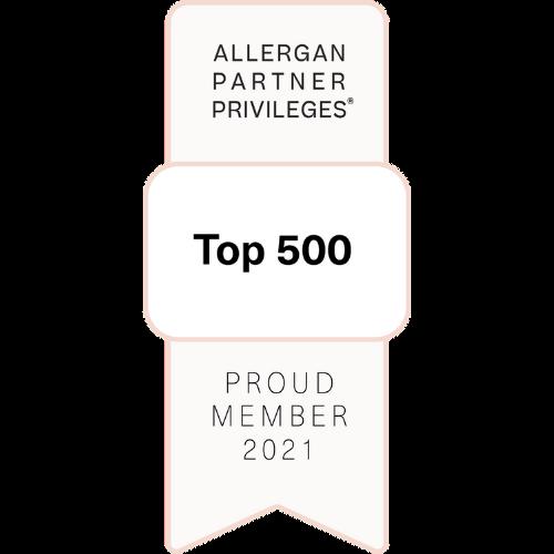 Top 500 Botox Injector